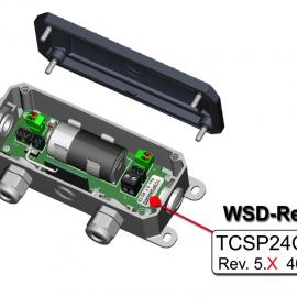 WSD-Tormodul Austauschaktion
