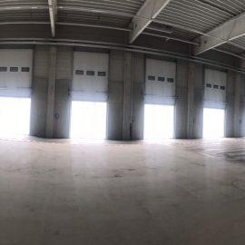 Neubau Frischdiensthalle EDEKA