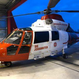 Schiebefalltor für Hubschraubersonderflugplatz in Gießen