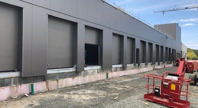 Neubau eines Firmengebäudes in Solms